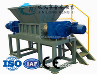 PET bottle, PP PE film waste recycling plastic crusher/PVC pipe shredder