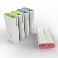 Factory Supply Portable Mobile Power bank 5200mah