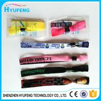 Wholesale promotional gift sport events wristband