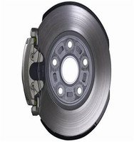 IFOB Brake disc for toyota Prius 43512-47030