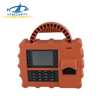 Fingerprint Optical Sensor Handheld Biometric Time and Attendance (HF-S990)