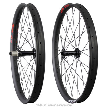 29er+ carbon fatbike wheels 50mm carbon fatty bike wheel 32holes
