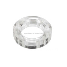 F806S High Quality Fuel Oil PlasticTank Trailer Sight Glass