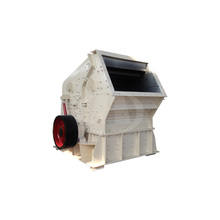 Environmental Fixed Stone Pf-1007 Impact Crusher Crushing Plant