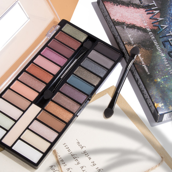 Menow E423 Eye Makeup 24 Colors Eyeshadow Pallette