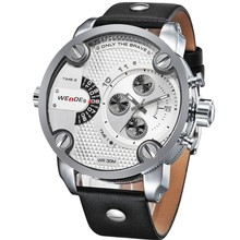 Alibaba express Weide sport watch vogue man watches WH3301big face analog dial watch with multifunction waterproof