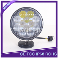 Headlight for tvs apache led headlight for tractor waterproof led headlight 12v 24v