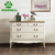 European MDF home wooden cabinet furniture with 4 drawers chest