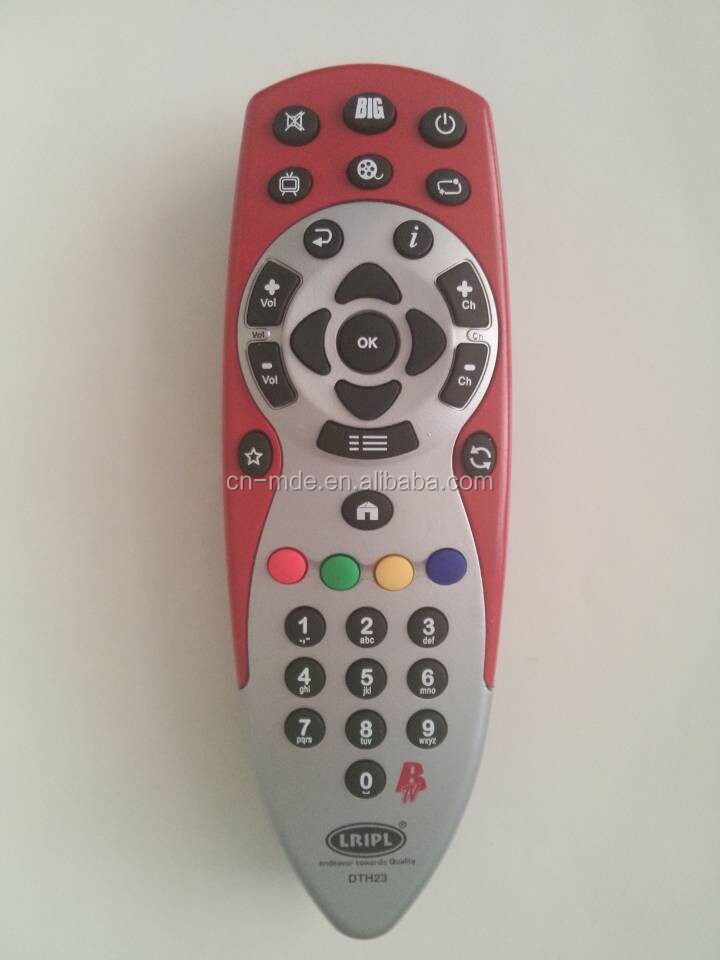 COMPATIBLE TATA SKY DTH TV SETTOP BOX REMOTE, GOOD QUALITY EARTHMA ONE FOR ALL REMOTE UCR163 FOR TV+LED+LCD+CABLE+DTH