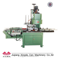 Automatic tin can seamer machine