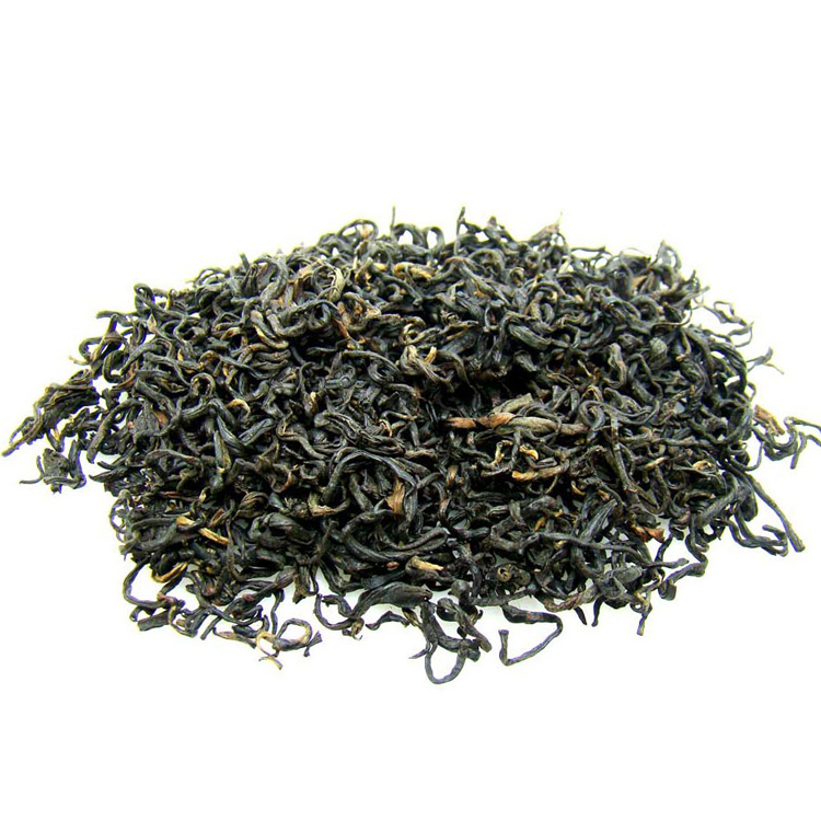 Tea plantation direct high quality Anhui curly Qihong China famous tea