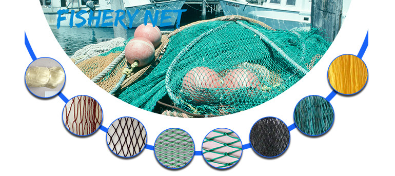 My test Best 100% PE Multifilament Fishing Net