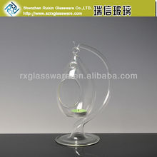 Glass Globe Candle Globe