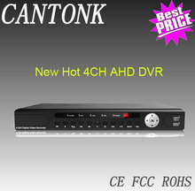 New Arrival CCTV Professional AHD camera and AHD DVR manufacture, 1080p ahd dvr cloud technology