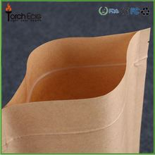 Disposable kraft paper eco friendly airsickness vomit paper bag airsickness bag colored airline trash bag