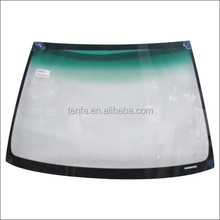 auto glass prices of laminated rear windshield glass,unbreakable auto glass