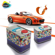 Guangdong super fast drying polyurethane coating for cars