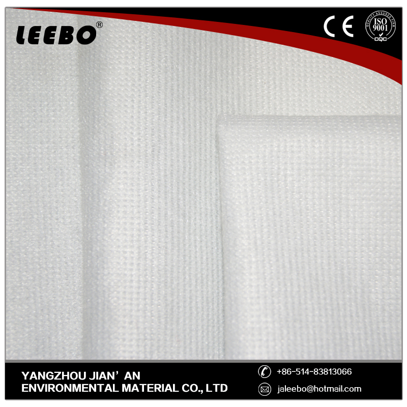 100% cotton raw material agricultural cover road non woven fabric