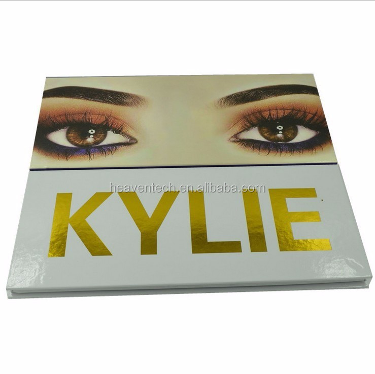 2017 Kylie Newest Kylie Jenner <strong>Cosmetics</strong> 12 colors Royal Peach Eyeshadow Palette