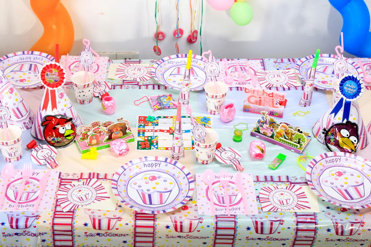 cheap birthday party set