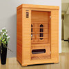 China infrared sauna with TV to sell