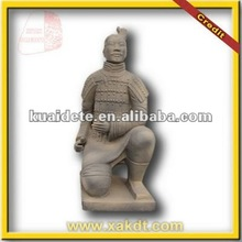Kneeling archer of Qin Terracotta Warrior Statue CTWH-032