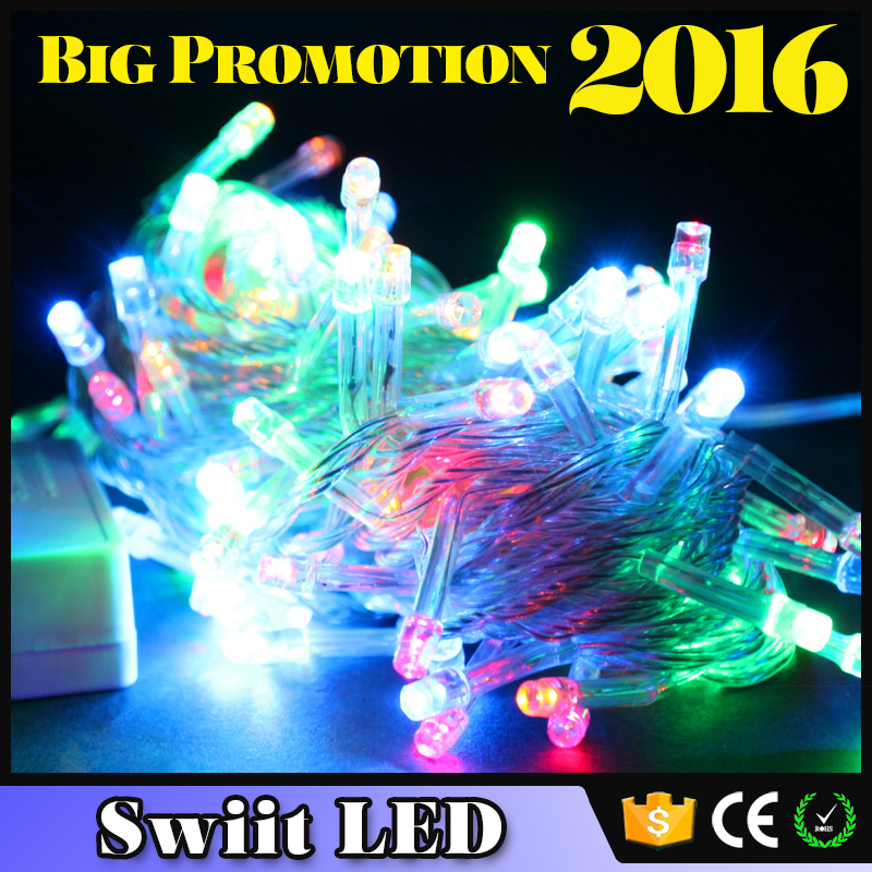 2016 Hot Sale Holiday Decoration Fairy Twinkling LED Christmas Light