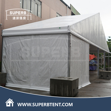 6x8m Aluminum PVC Fabric used canopies for sale