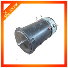 High Power Brush Electric Car DC Motor 48V 4KW
