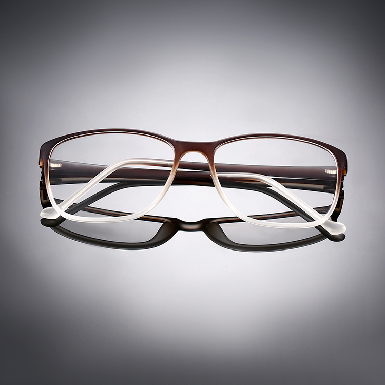 High quality popular durable double color TR TR8273 optical frame