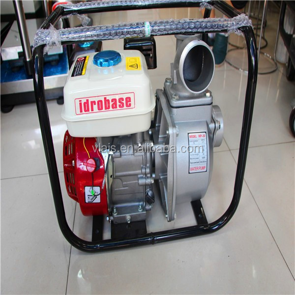 Guangzhou hot sale 2-4 inch Made In China centrifugal agriculture gasoline water pump