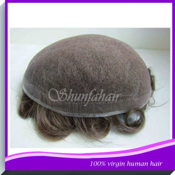 Mens toupee swiss lace,toupees for black men,cheap toupee for men
