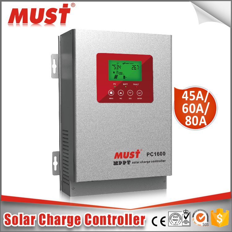 Promotional new design mppt solar charge controller 12v 24v 36v 48v