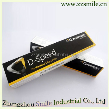 Dental D Speed Film/31x41mm Size 2 Dental X-ray Film