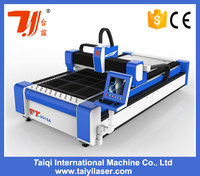 high efficiency and speed fiber laser cutting machine 500w from guangzhou for sale