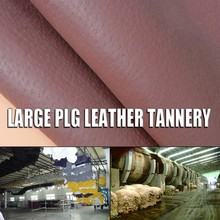 .3mm-.5mm pig split waxed shoe lining pig split leather jackets chamois fabric shoes leather use double face