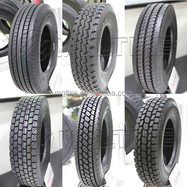 China tyre supplier with truck tyre sizes 900R20 1000R20 1100R20 1200R20 1200R24 295/80R22.5 315 80 r 22.5 385/65R22.5