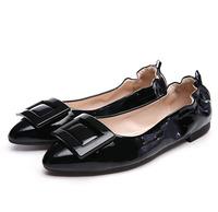 ladies flat comfort foldable casual leather designer import bulk women price wholesale shoes