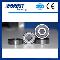 High quality deep groove ball bearings 6800-2z used for sliding gate wheel and track
