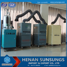 Fume Extraction Equipment System/Mobile Smoke Filtering Unit