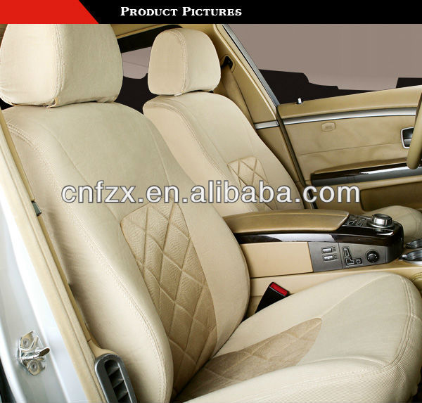 velvet Car Seat Cover/for toyota fielder 2004 and jeep wrangler seat covers with certification