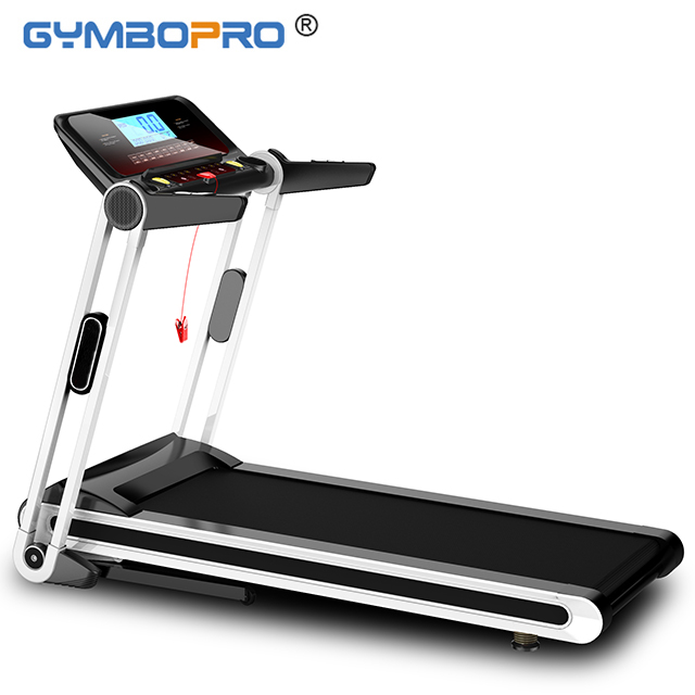 GB-ZNK148A Easy Assembly Folding Electric Treadmill Motorized Running Machine