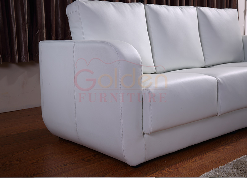 Alibaba 9 yr Gold supplier Foshan modern furniture sectional sofa A818