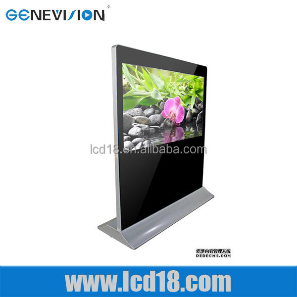 Factory <strong>price</strong> customized landscape viewing digital advertising screen video lcd display