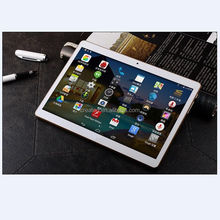 9.6 inch Android tablet pc MT65821 Quad Core 1280*800 IPS 3g dual sim gps bluetooth WIFI tablet