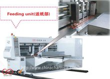 GIGA LX 608 Full Computerized High Speed Technology Flexo Printer Slotter and Die Cutter Machine Price