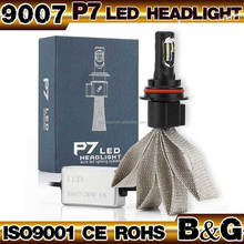 B&G 2016 Automobiles & Motorcycles Auto 9007 car Philip Led Headlights bulb kit Fanless Design