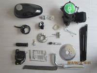 gas scooters/ motorcycles/ kit motor para bicicleta 80cc