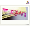 Customized Die Cut Clear Sticker 20cmX40cm