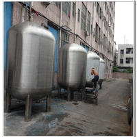 1000 Liter Stainless Steel Water Tank